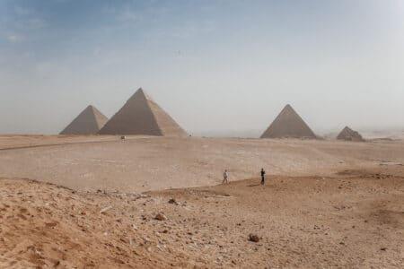 Egypten, Hurghada och Kairo
