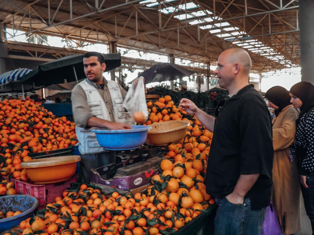 Marocko, Agadir