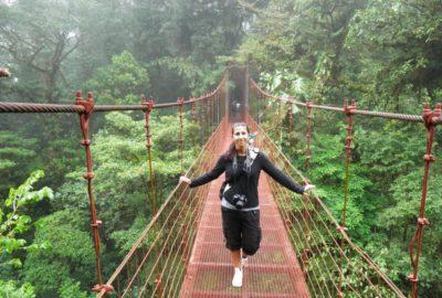 Costa Rica, Monteverde, Molnregnskogen