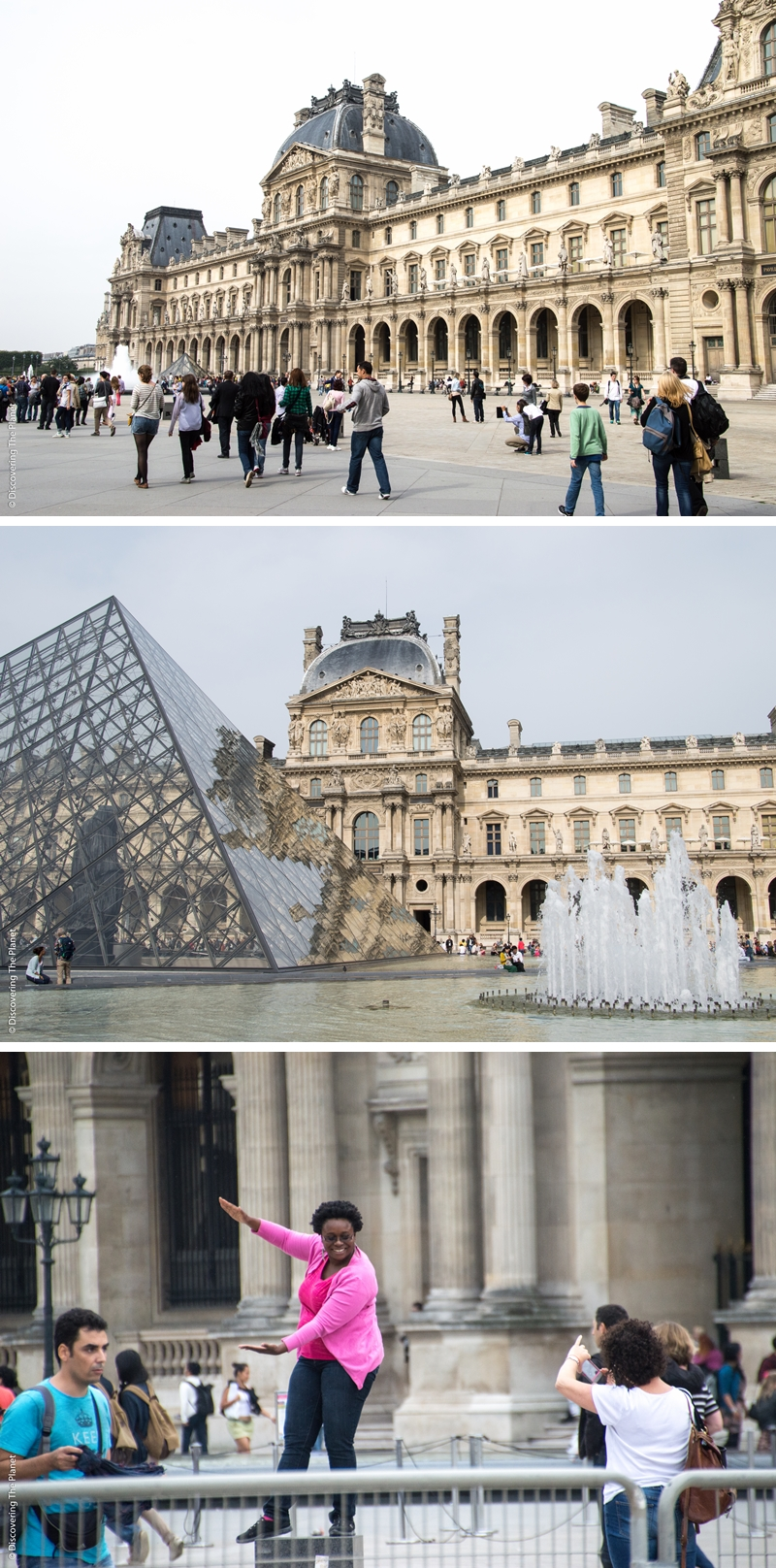Frankrike, Paris, Louvren