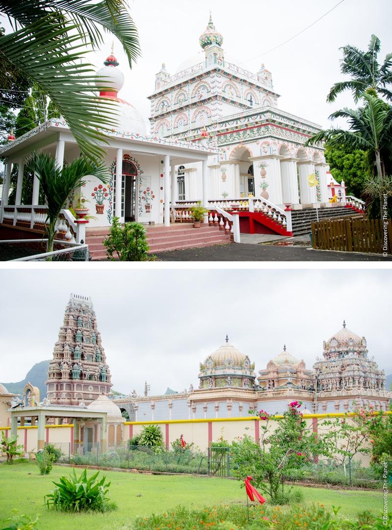Temple in Mauritius by © Daniela Nasteska Olsson