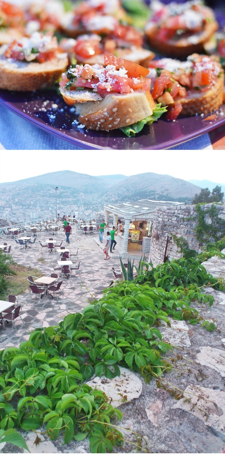 Albanien, Sarande 2