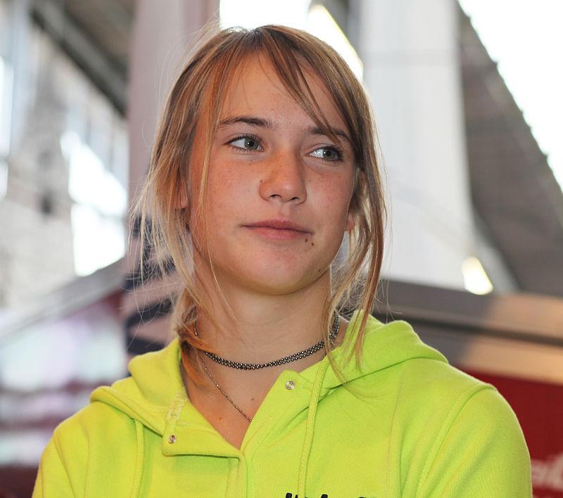 Laura Dekker 1