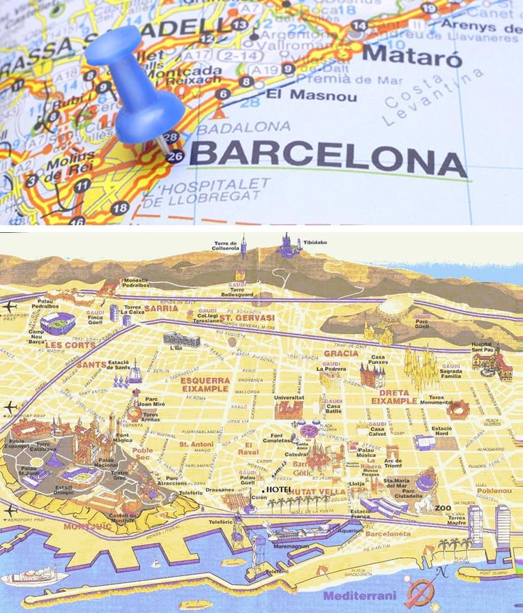 Barcelona, tips 1