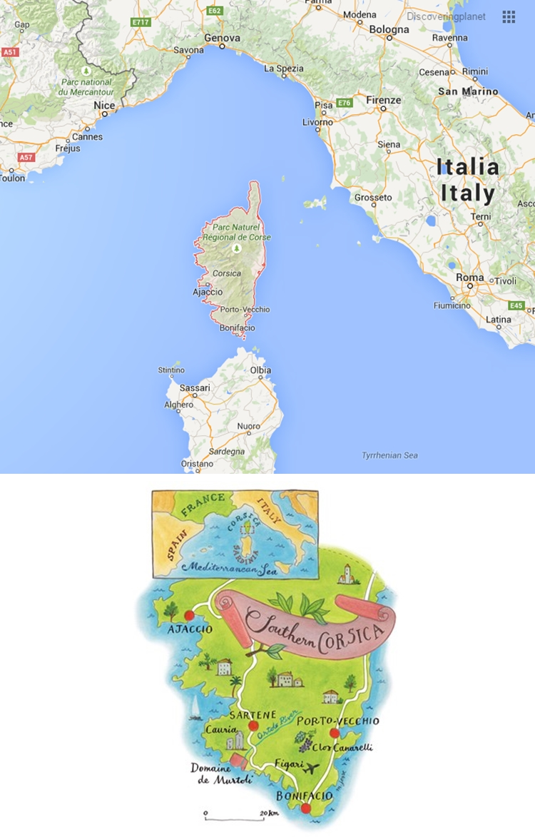 Korsika 45