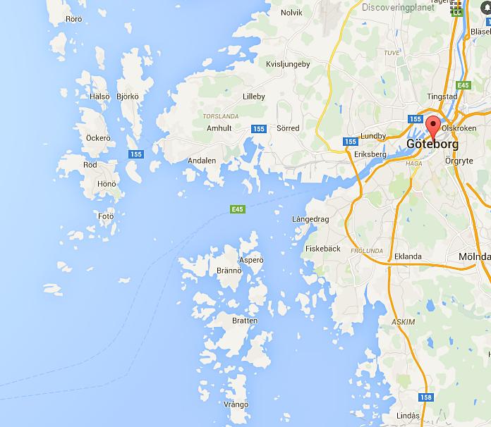 Göteborgs Skärgård 1