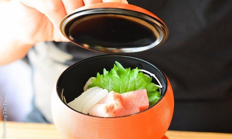 Japan Bento box
