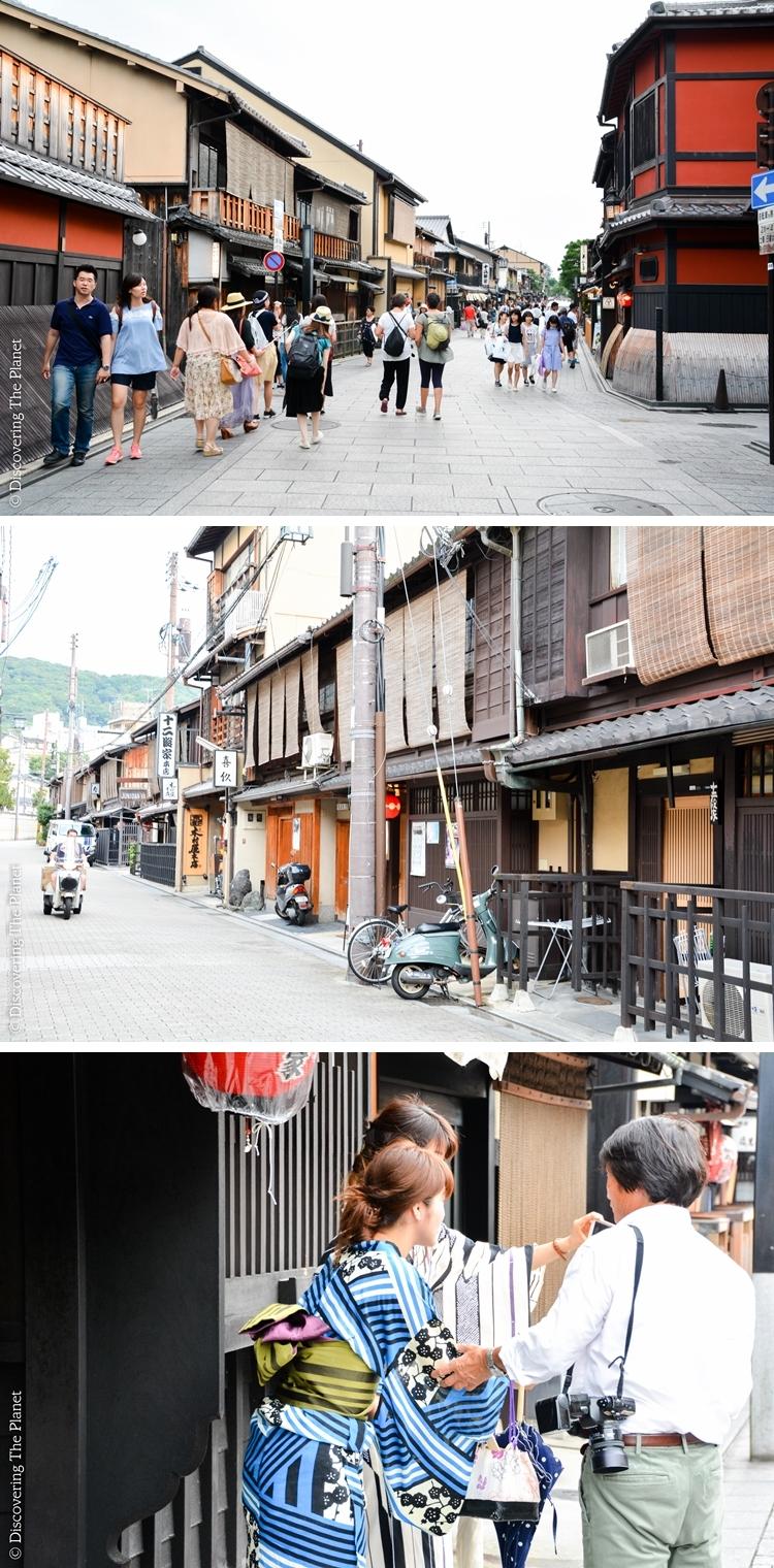 Japan, Kyoto, Gion 3