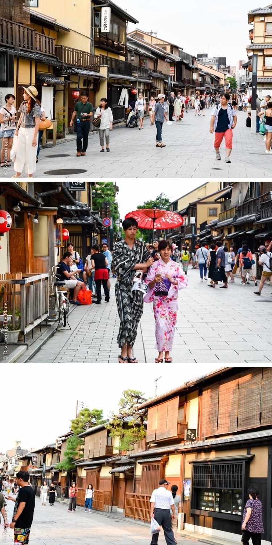 Japan, Kyoto, Gion 4