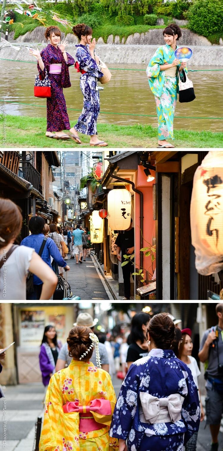 Japan, Kyoto, Gion 8