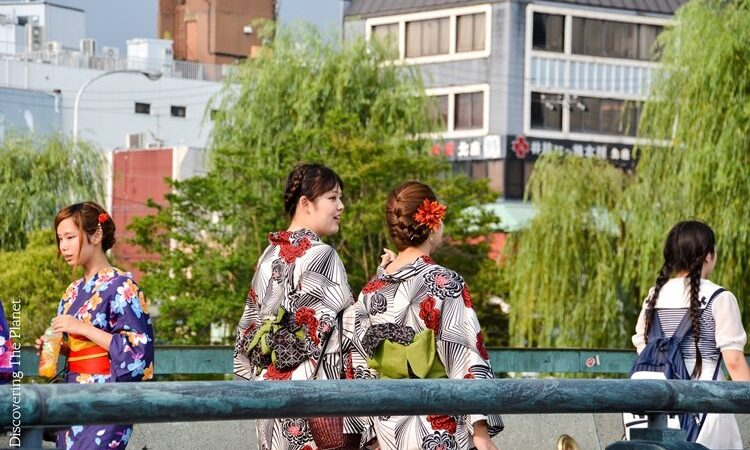 Japan, Kyoto, Gion