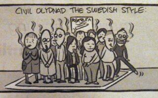 Svenskarnas rykte