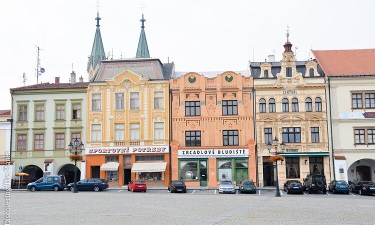 Tjeckien, Komeritz