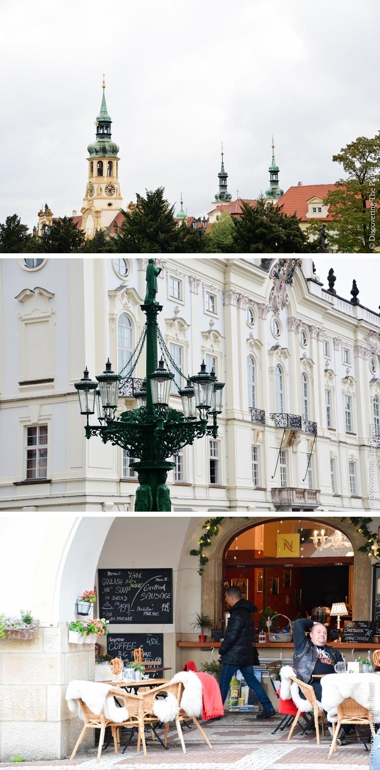 Tjeckien, Prag 3