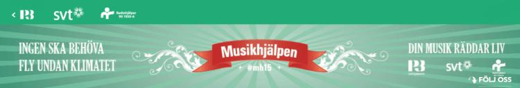 Musikhjälpen 2015