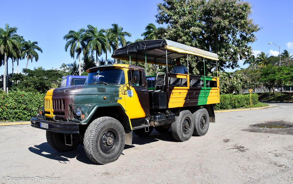 Kuba, El Nicho 2