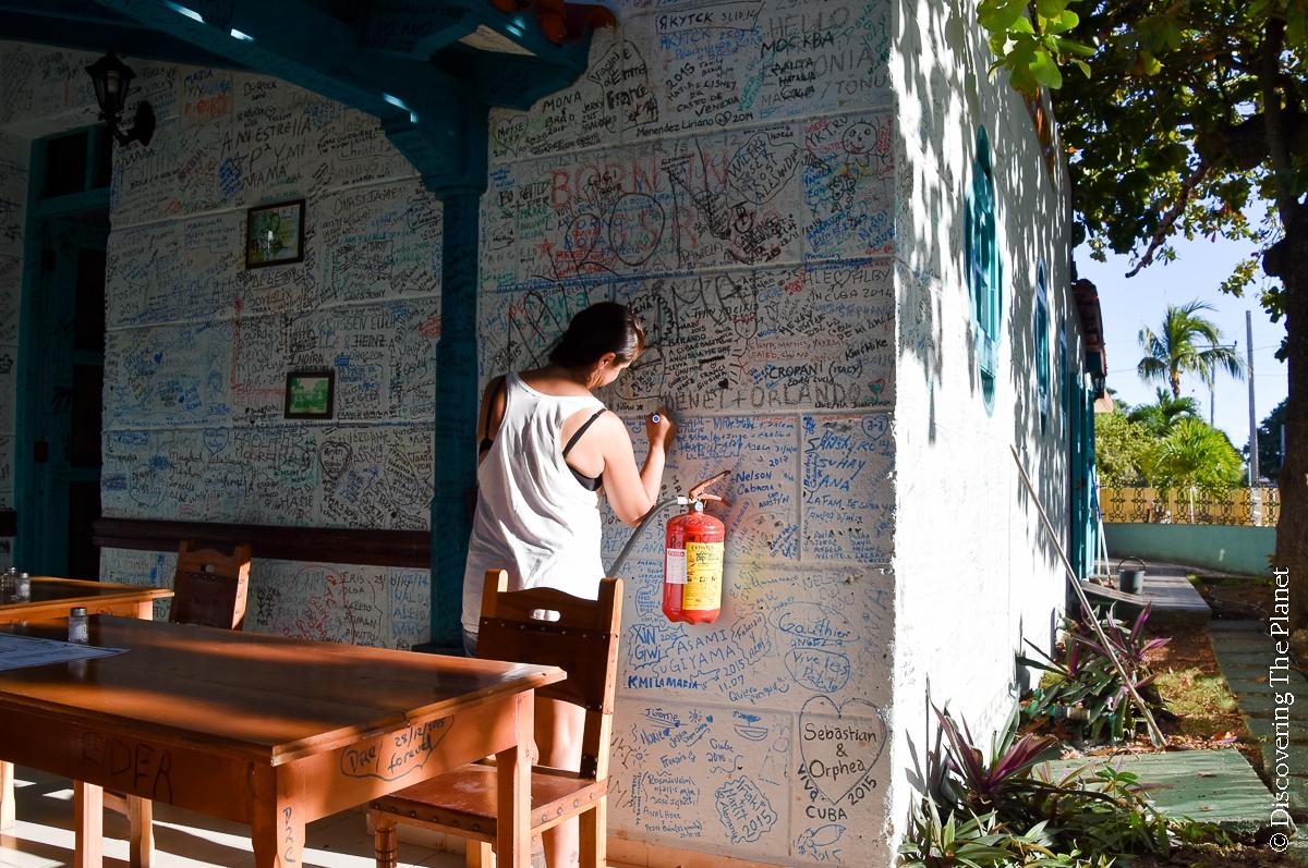 Kuba, Varadero Bodeguita-14