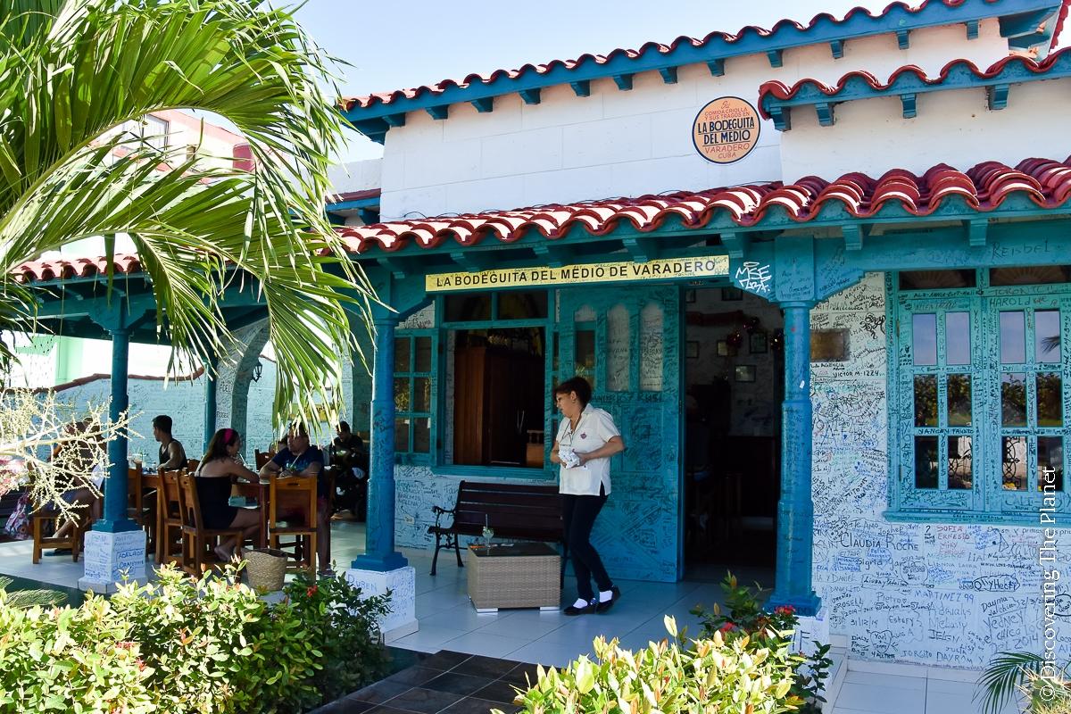 Kuba, Varadero Bodeguita-3
