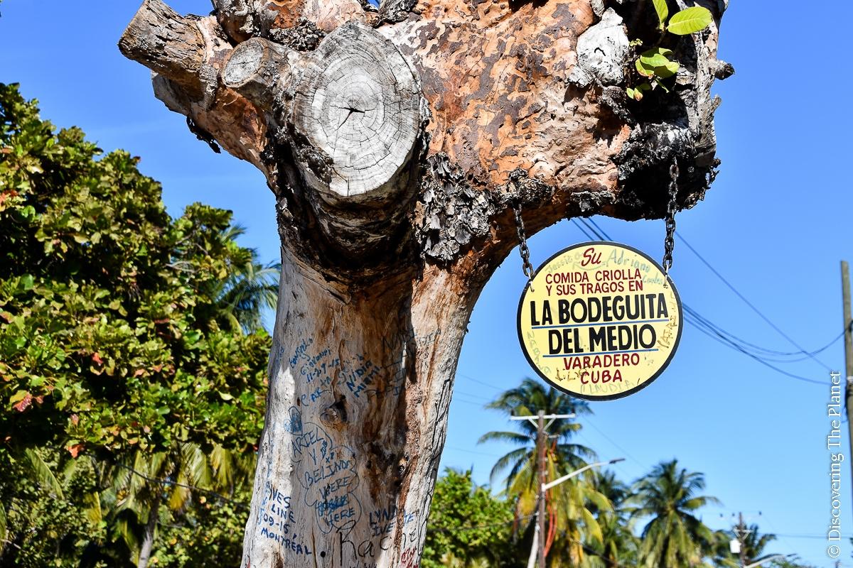 Kuba, Varadero Bodeguita-4
