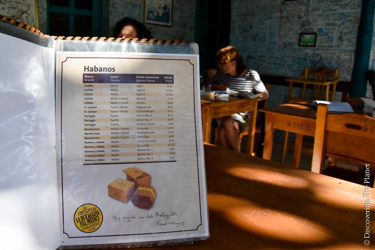 Kuba, Varadero Bodeguita-6