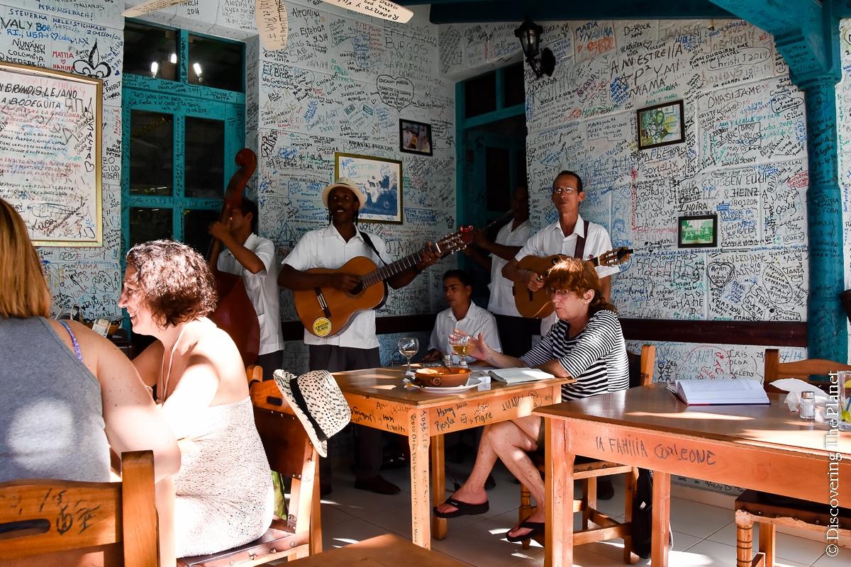 Kuba, Varadero Bodeguita-7