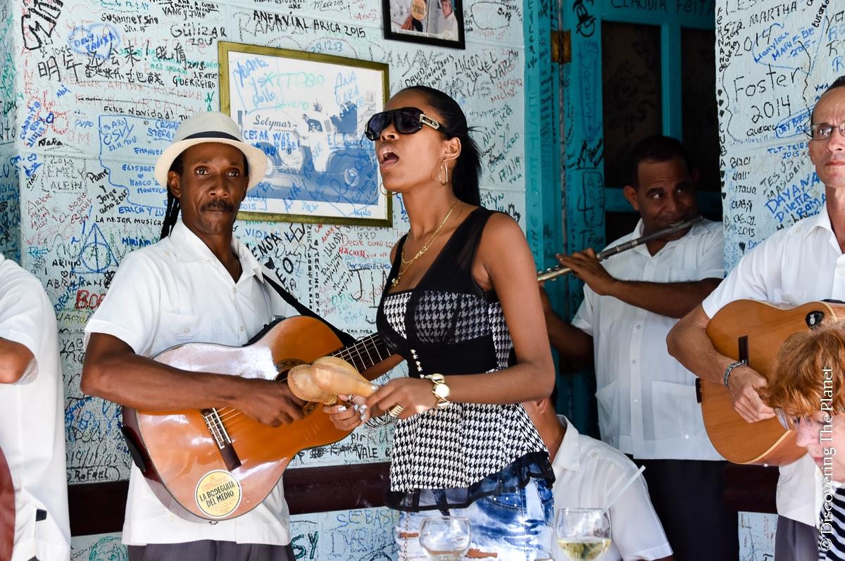 Kuba, Varadero Bodeguita-9