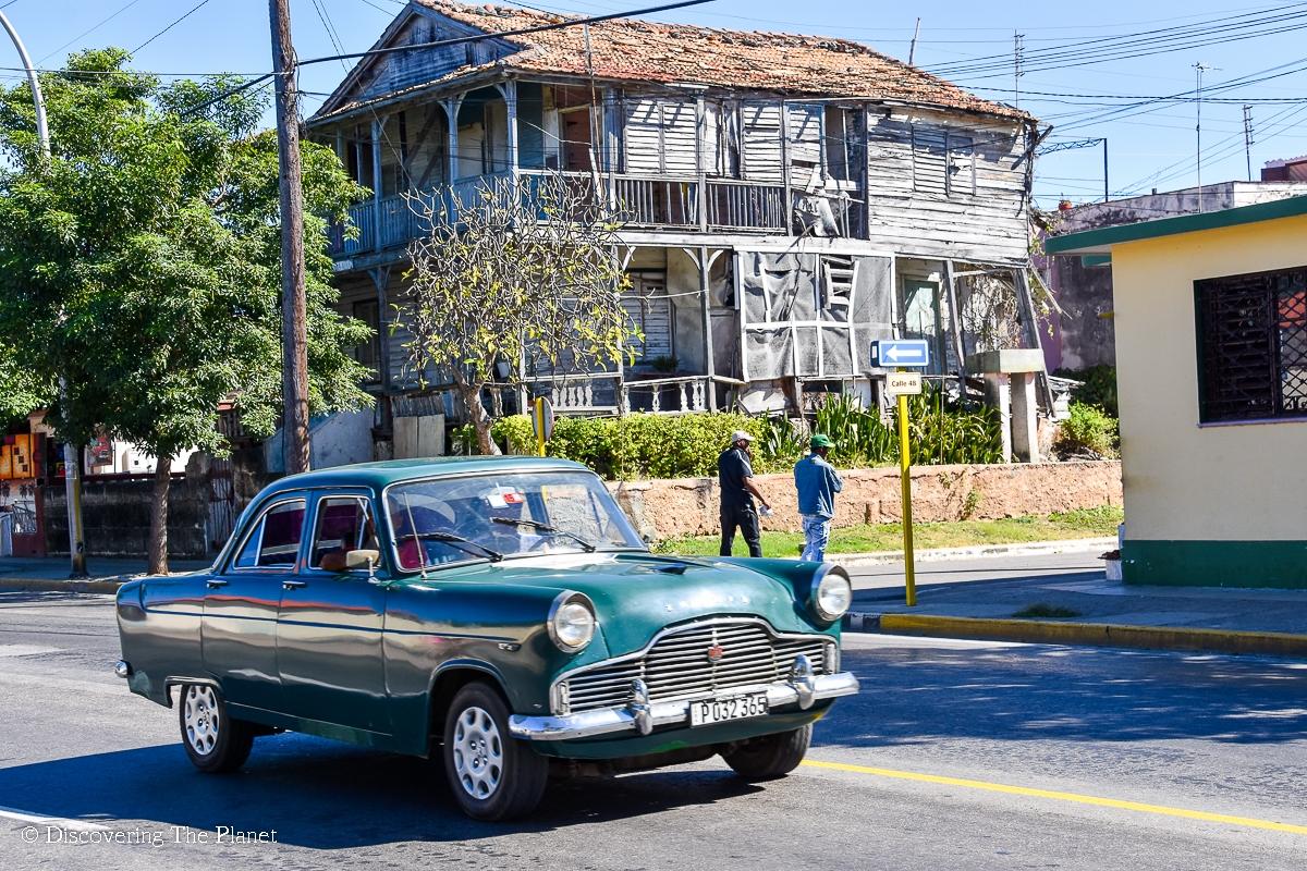Kuba, Varadero Stad-14