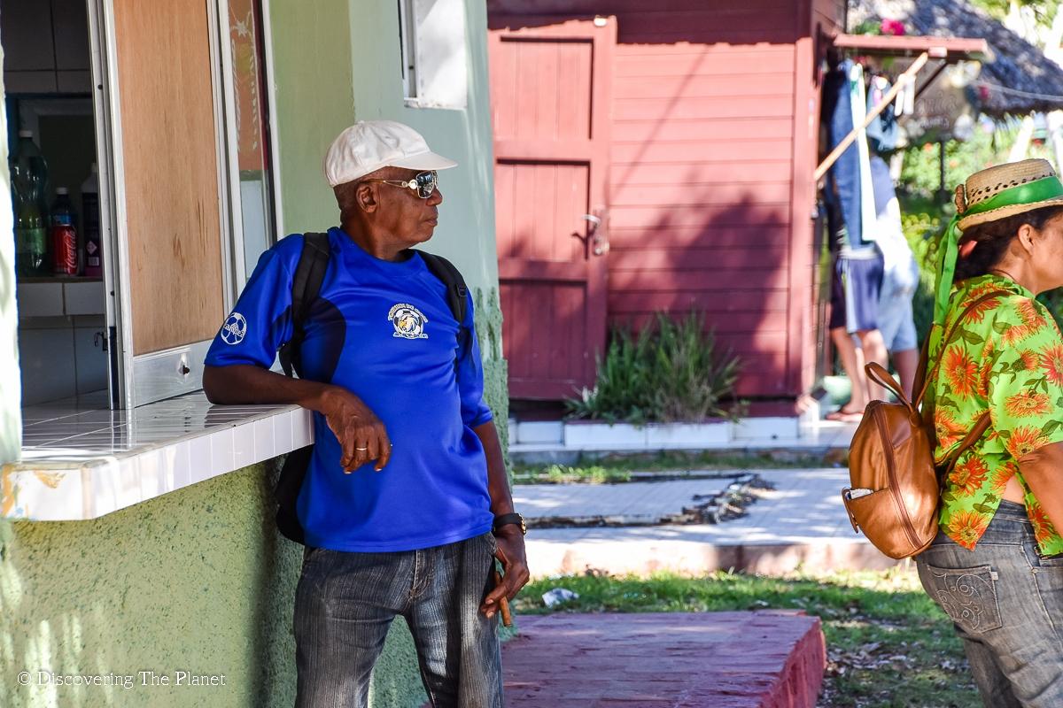 Kuba, Varadero Stad-23