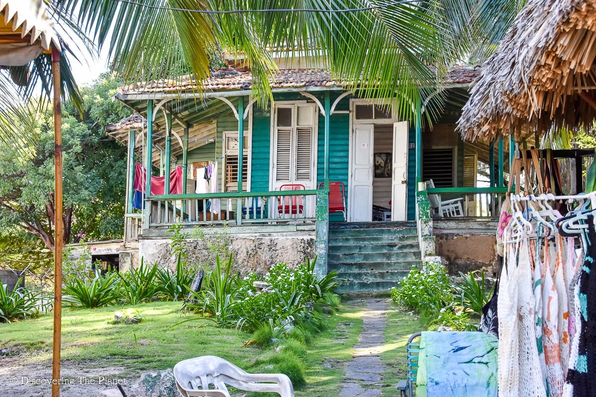 Kuba, Varadero Stad-25