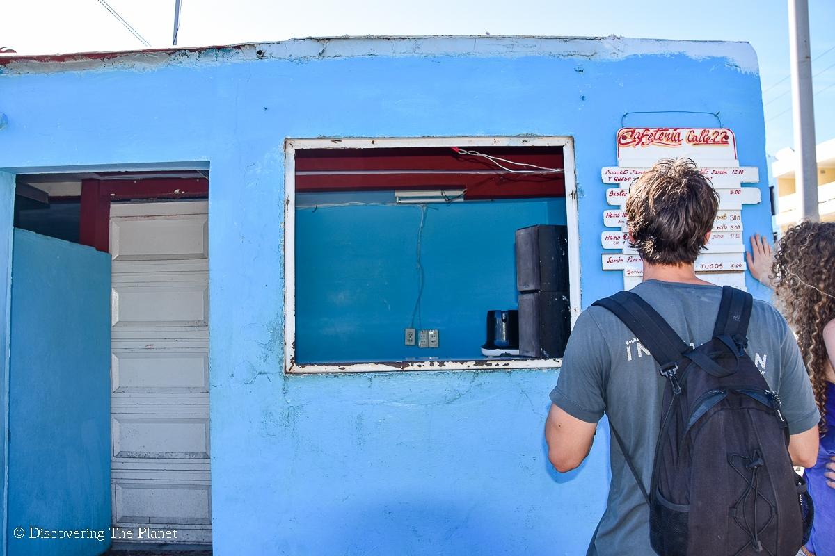 Kuba, Varadero Stad-28