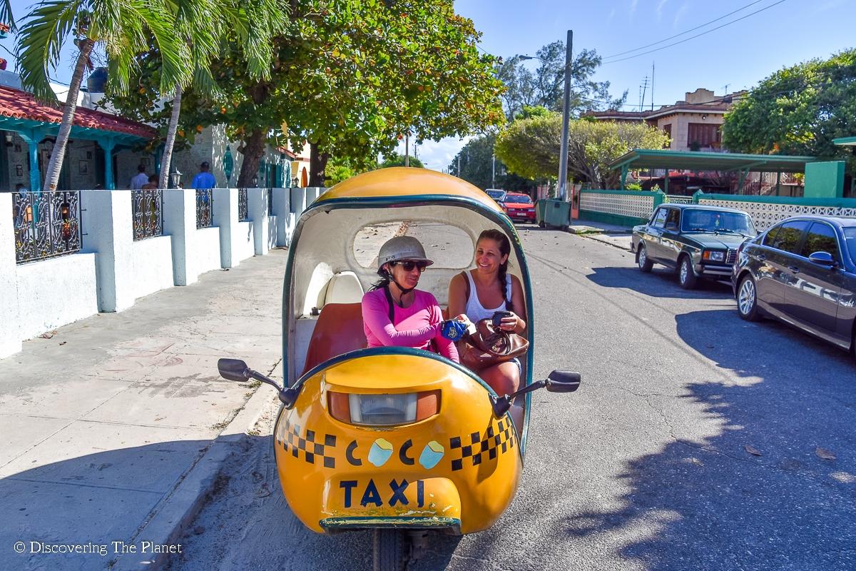 Kuba, Varadero Stad-30