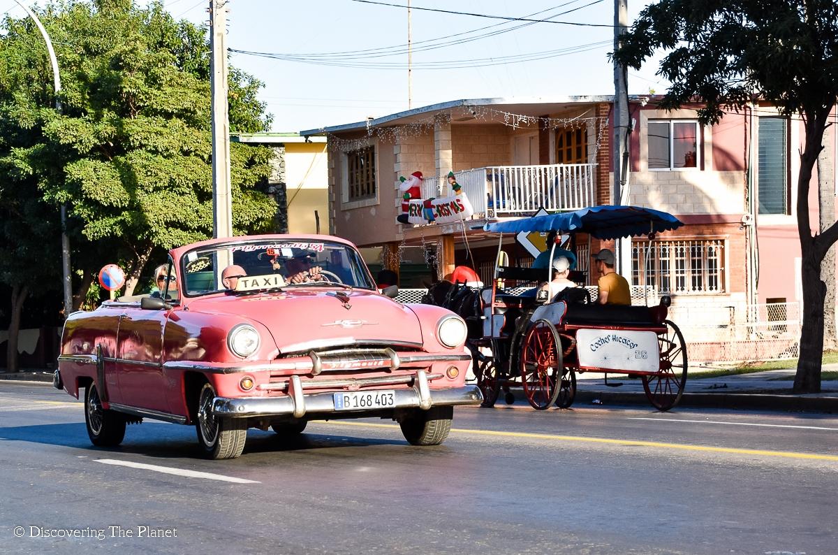 Kuba, Varadero Stad-33