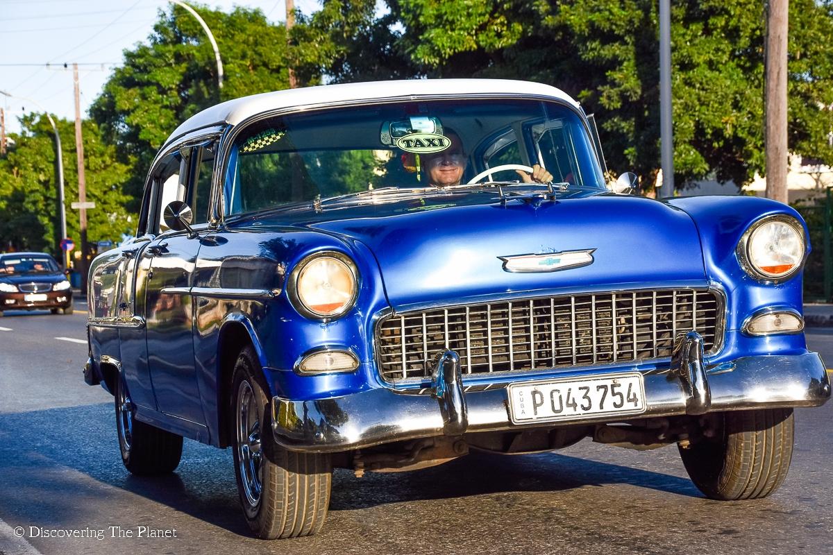 Kuba, Varadero Stad-35