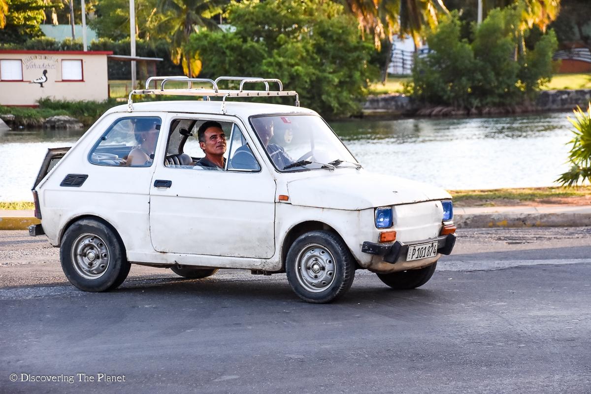 Kuba, Varadero Stad-36