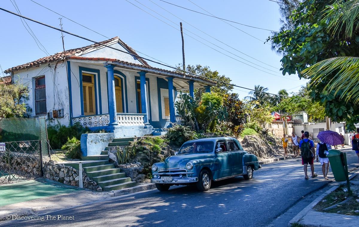 Kuba, Varadero Stad-4