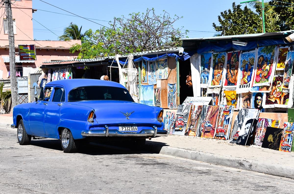 Kuba, Varadero Stad-8