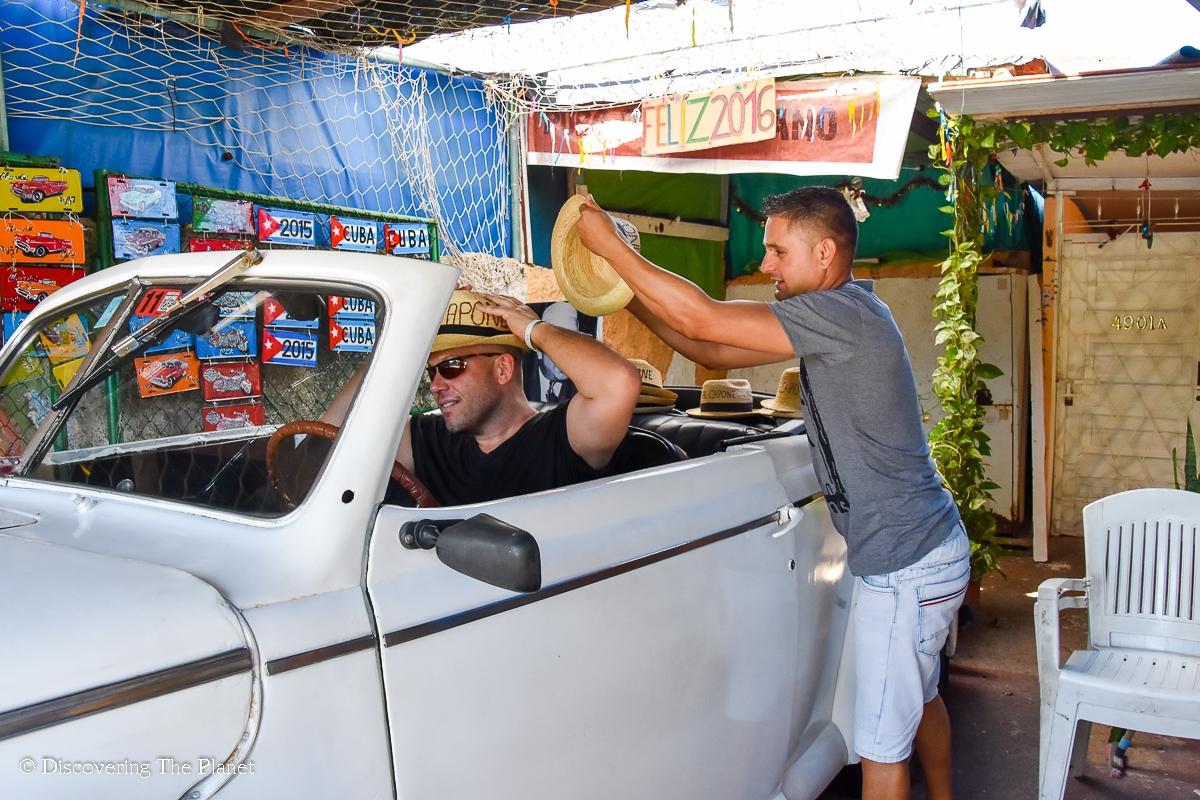 Kuba, Varadero Stad-9
