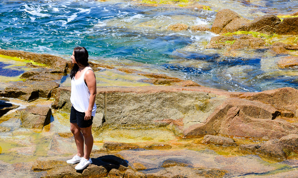Året, Korsika, Algajola