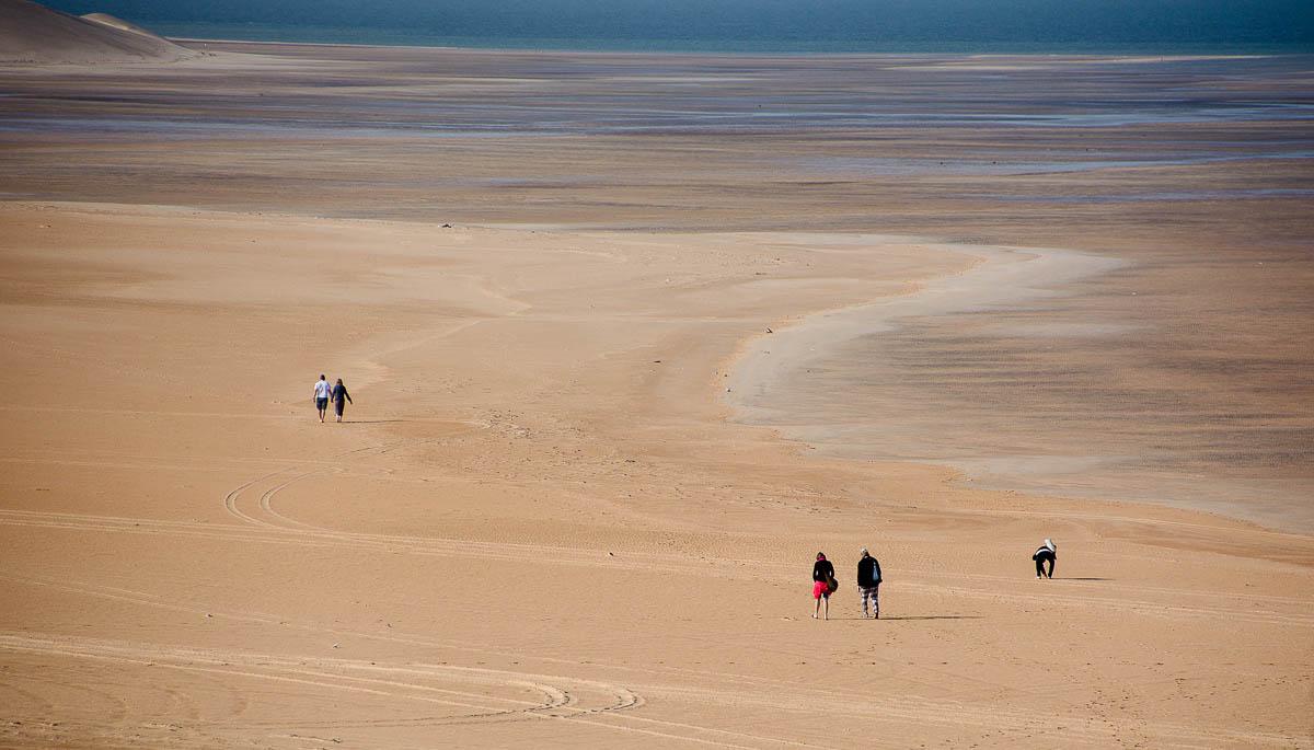 Året, Marocko, Sand Dunes