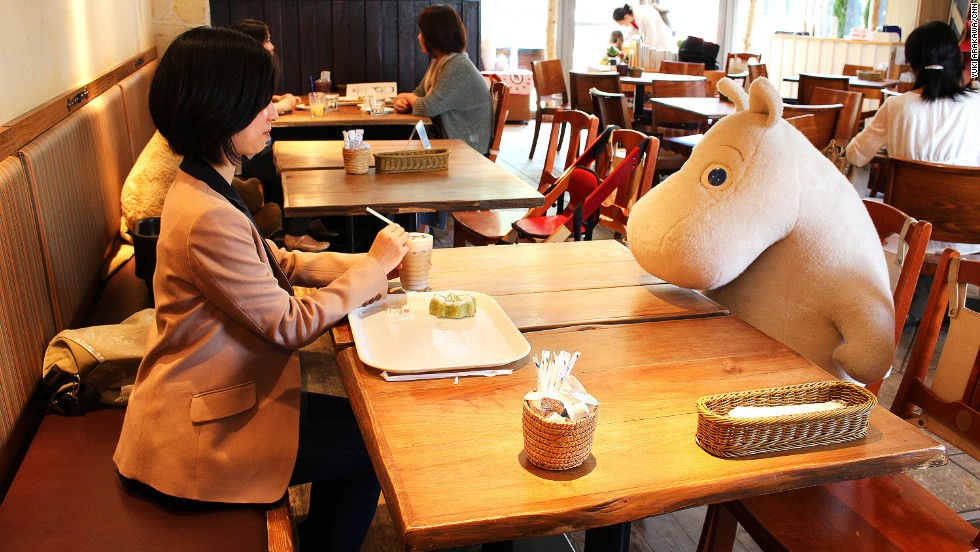 Moomin House Cafe