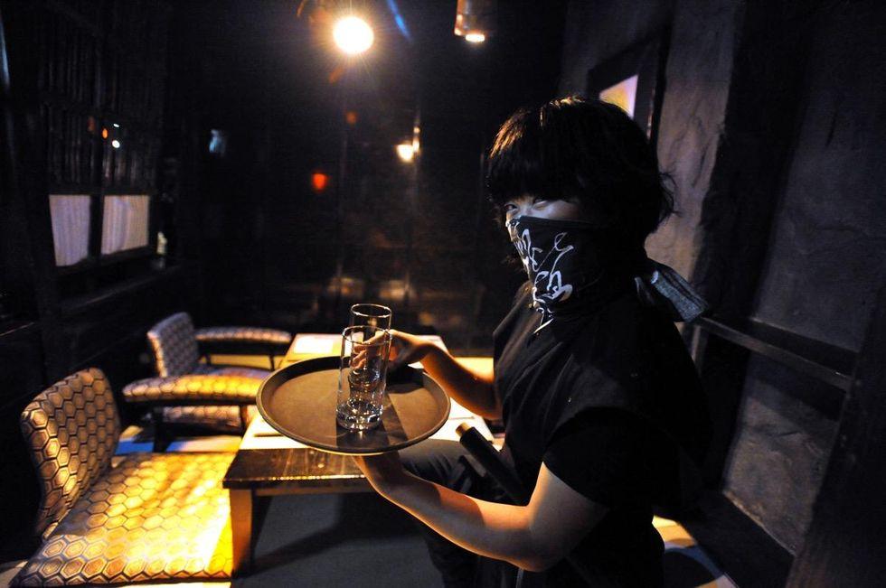 Restauranger Tokyo, Ninja