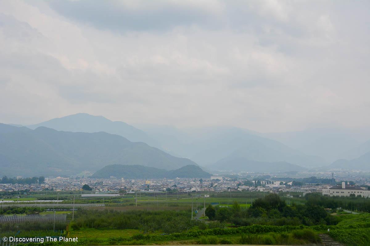 Japan, Suwa-4