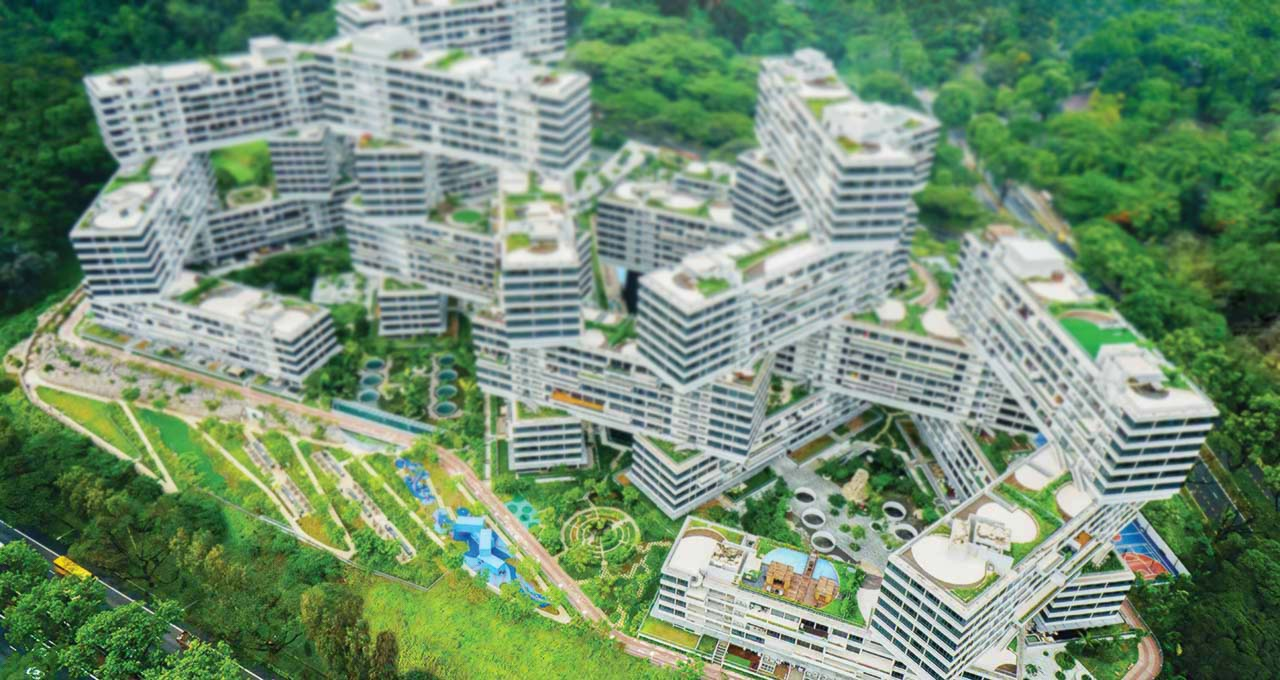 Singapore, The Interlace (4)