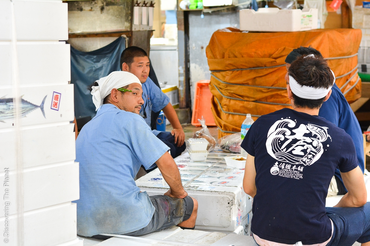 Tokyo, Tsukiji Fish Market (22)