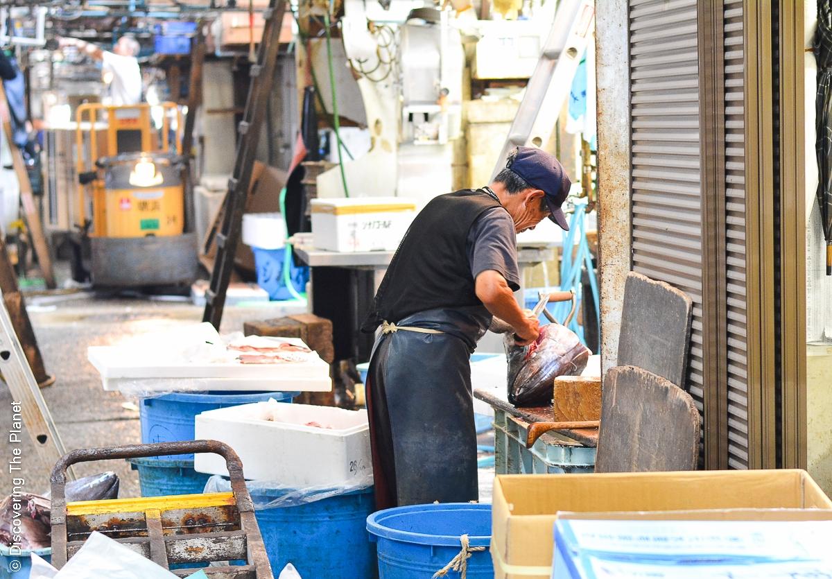 Tokyo, Tsukiji Fish Market (23)
