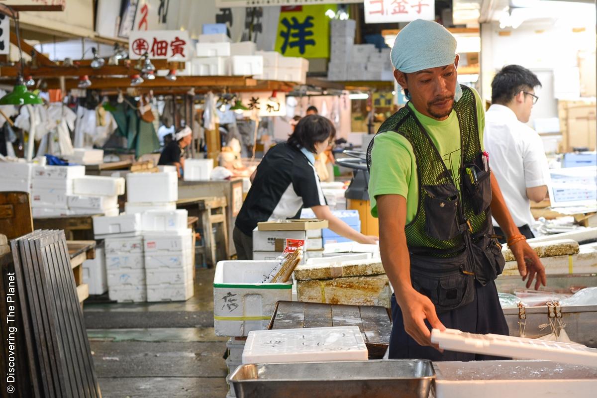Tokyo, Tsukiji Fish Market (42)