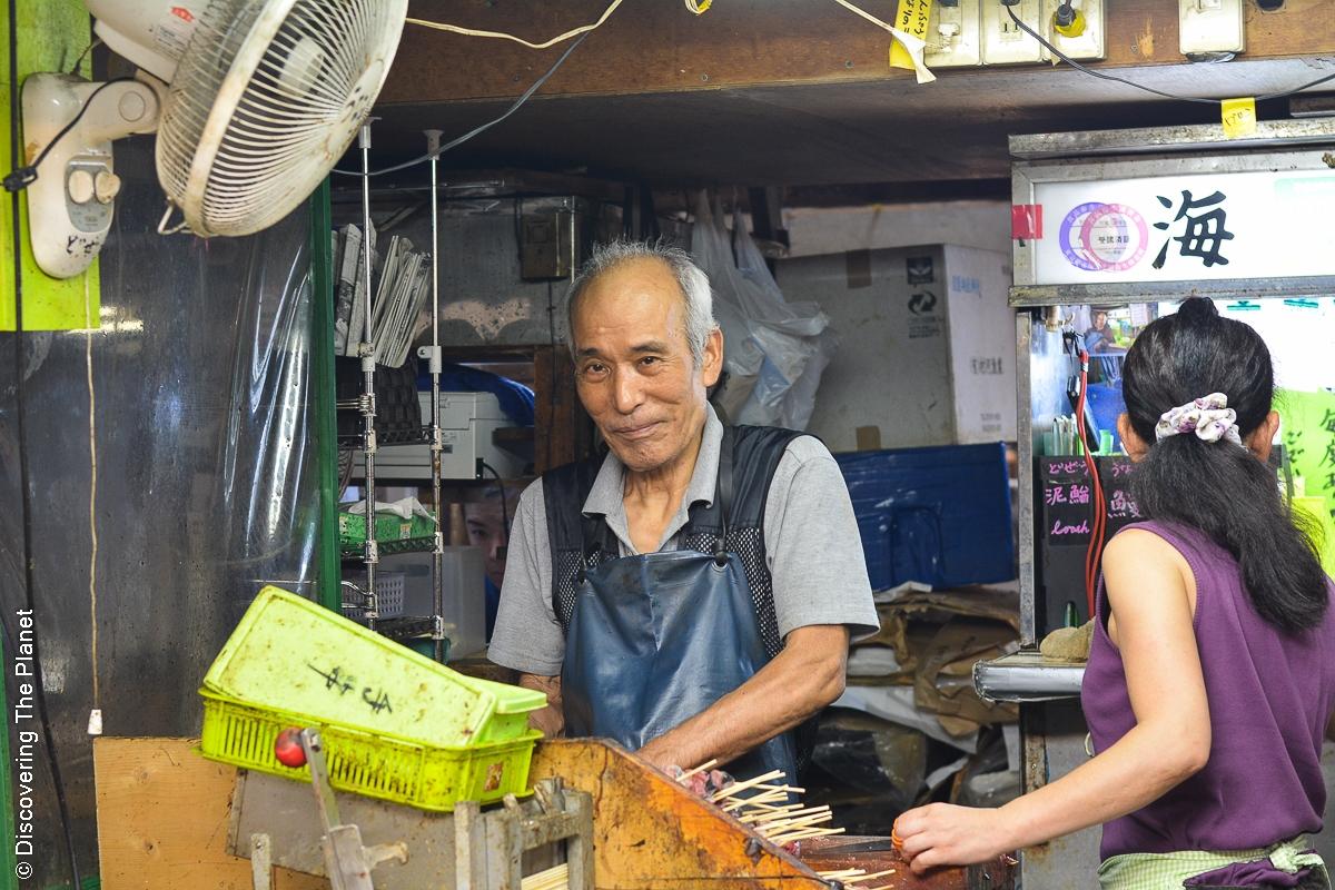 Tokyo, Tsukiji Fish Market (53)