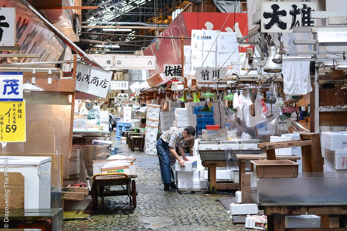 Tokyo, Tsukiji Fish Market (54)