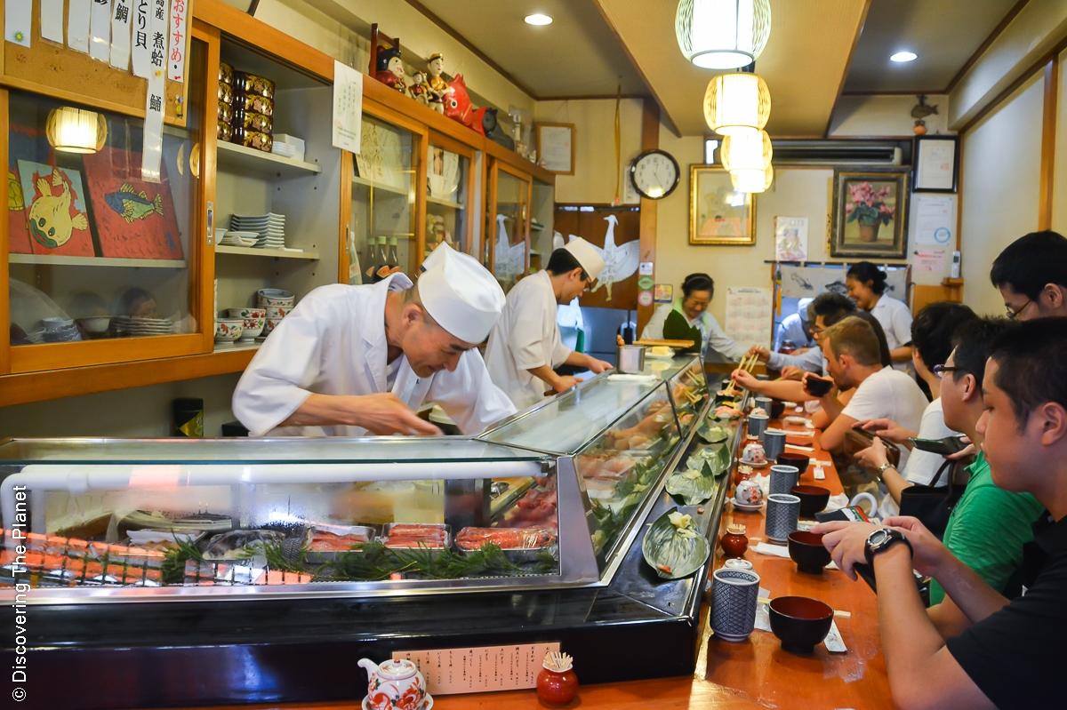 Tokyo, Tsukiji Fish Market (81)