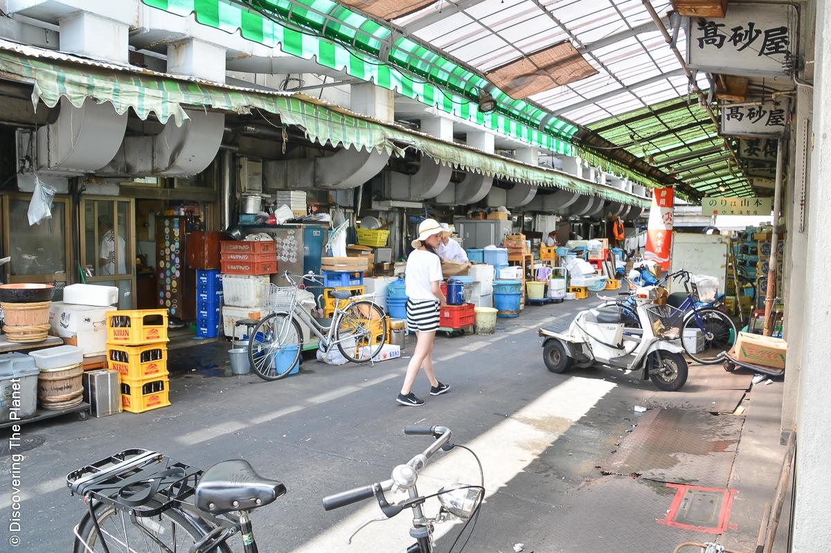 Tokyo, Tsukiji Fish Market (86)